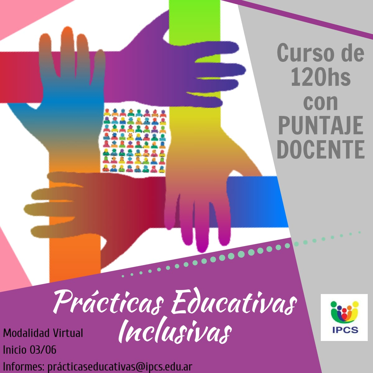 Flyer practicas educativas